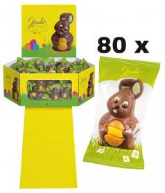 Easter Bunny 55 g x 80 + Display