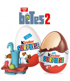Kinder Surprise Egg x 72