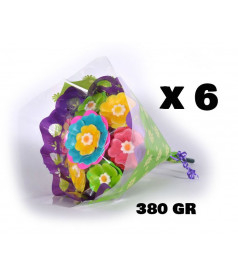 Bunch Of Candy Flower 380 gr x 6
