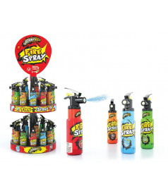 Fire Spray Liquid Candy x 34