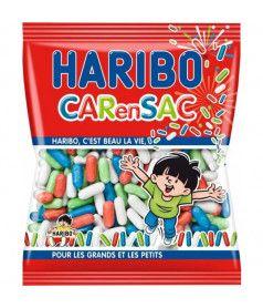 Sachet Haribo 120 gr Carensac x 30