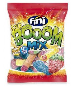 Sachet Fini Sour Boom Mix 100 gr x 12