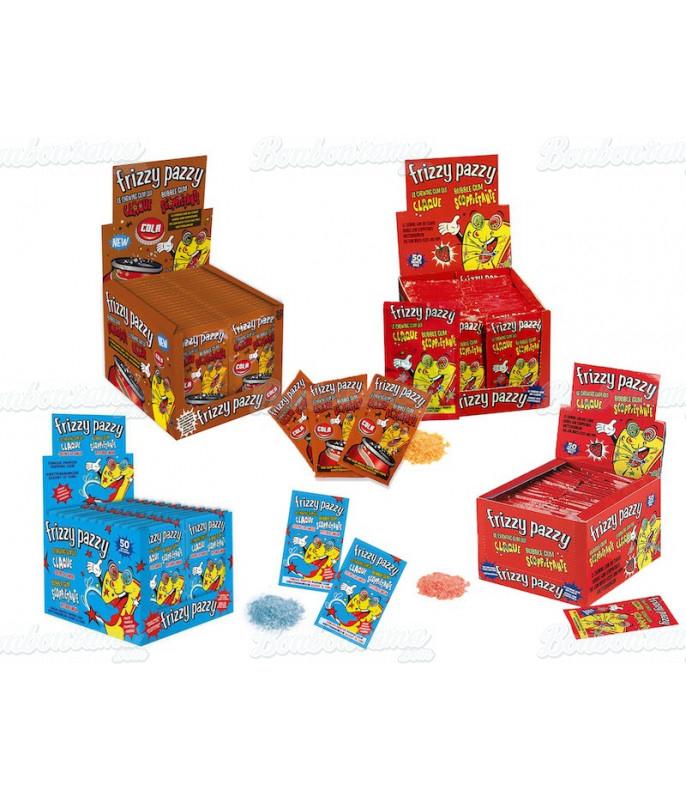 Frizzy Pazzy Lot 4 boîtes x 50 pcs