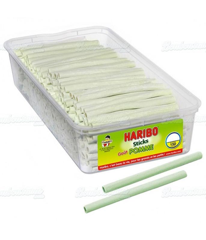 Sticks Pomme Haribo x 150 pcs