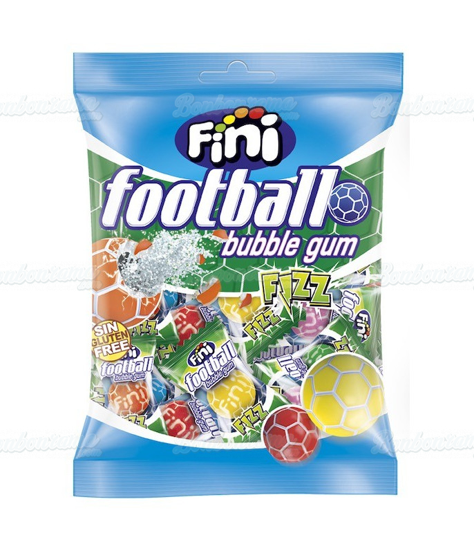 Sachet Fini Gum Football Fizz 80 gr x 12