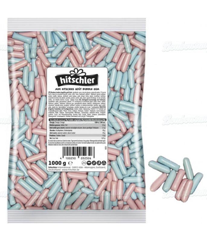 Hitschies Mini Bubble Gum 1 kg