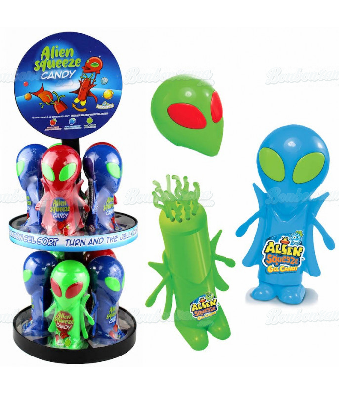 Alien Squeeze Gel x 22 pcs