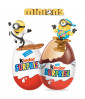 Kinder Surprise Egg Minions x 72