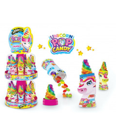 Unicorn Pop Candy x 18
