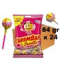 Lollipop Carambar 24 bags of 7 pcs