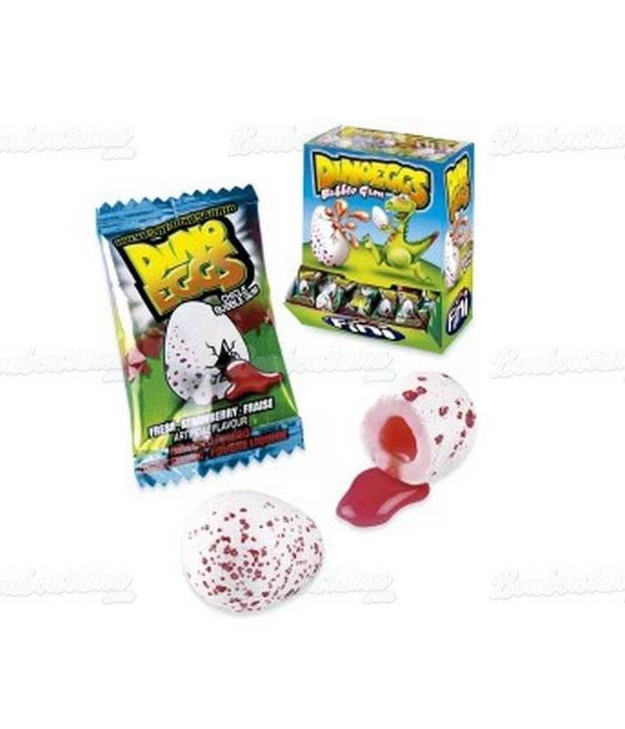 Dino Eggs Gum x200 pcs