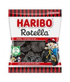 Sachet Haribo 120 gr Rotella Haribo x 30