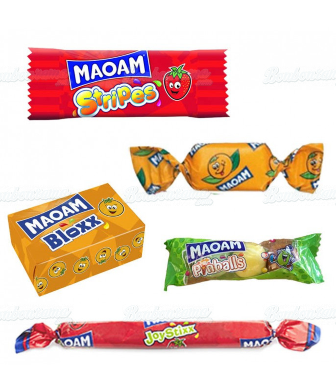 Maoam Mix Haribo 1 kg