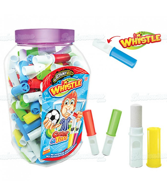 Whistle Candy x 100