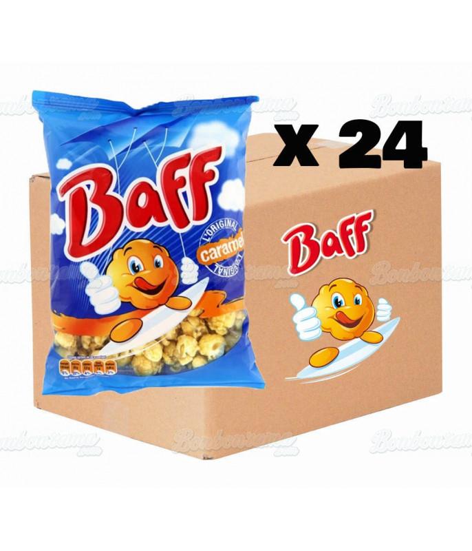 Pop Corn Baff Caramel 100 gr x 24