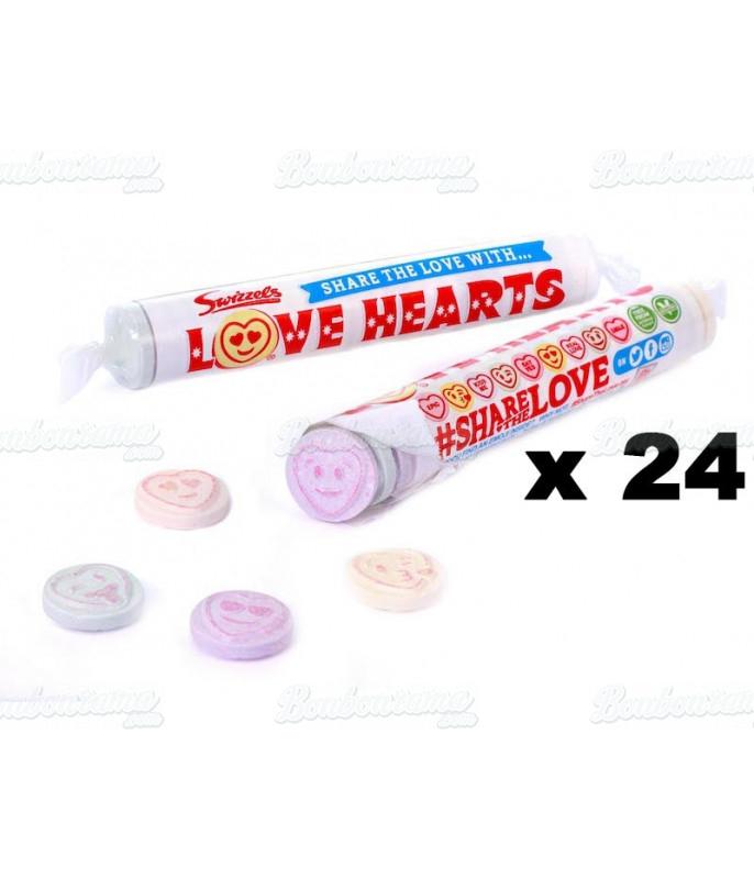Love Hearts Emoji x 24