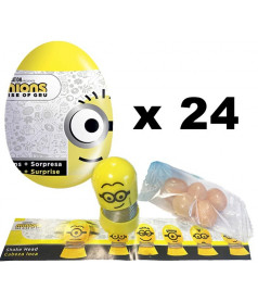 Oeuf Collection Minions x 24