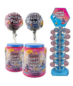 Magic Lollipop x 120 on display