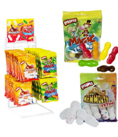 Mammouth Dummie Mini bag x 60 + Display