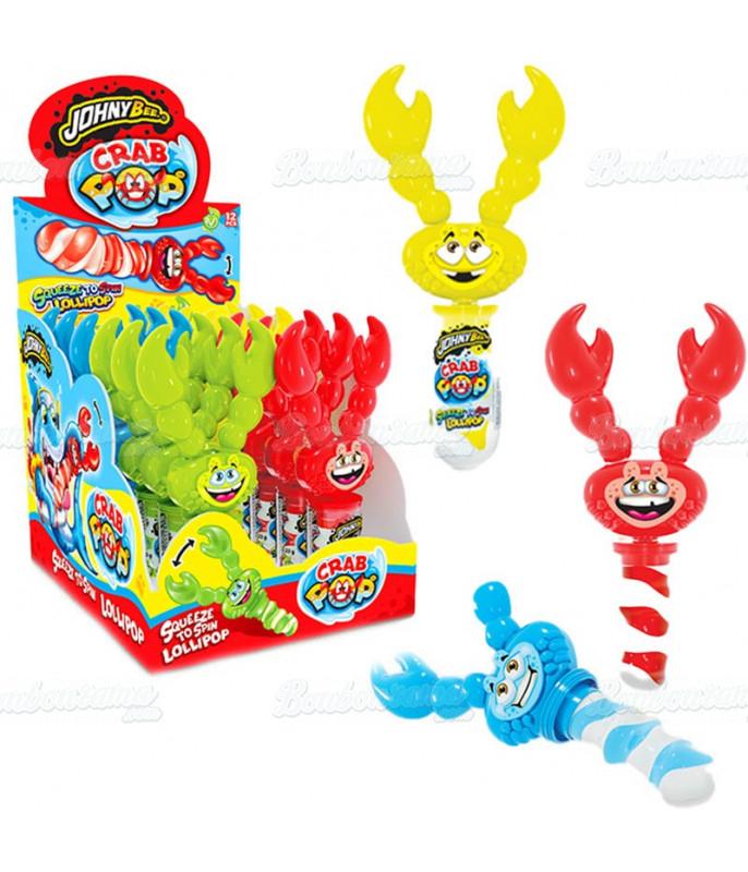Crab Pop x 12 pcs