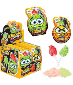 Grenade Popping Lollipop x 36 pcs
