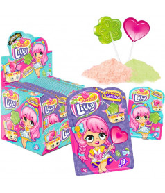 Popping Girl Lollipop x 36 pcs