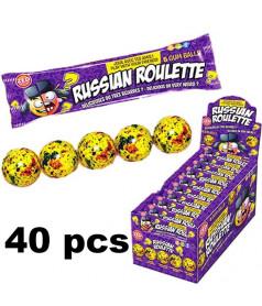 Russian Roulette x 40 pcs