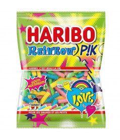 Haribo Bag Rainbow Pik 120 gr x 30