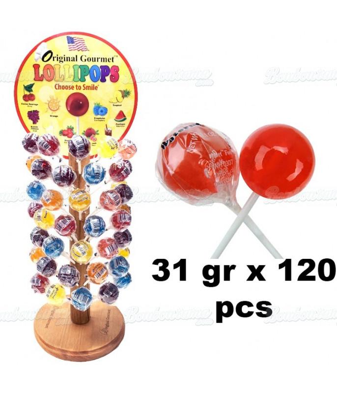 American Lollipop XL 31 gr x 120