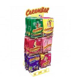 Pack 144 Sachets de Carambar + Présentoir Gratuit