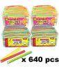 Pack Haribo Stick Pik x 640 pcs