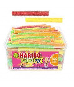 Sour Straw Haribo x 160 pcs