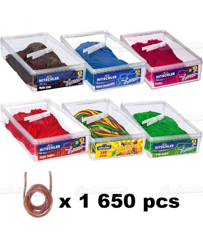 Pack Lasso Hitschler x 1650 pcs