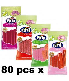 Pack bags Fini 80 gr x 80 pcs