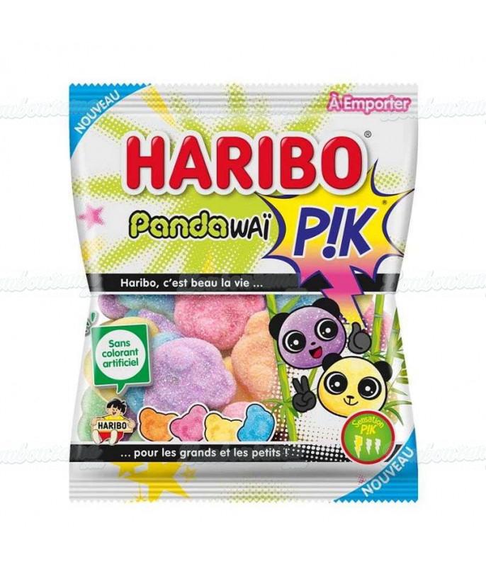 Sachet Haribo 100 gr PandaWai Pik x 30