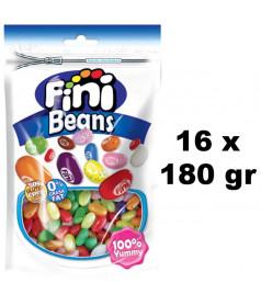 Sachet Fini Jelly Beans 180 gr x 16