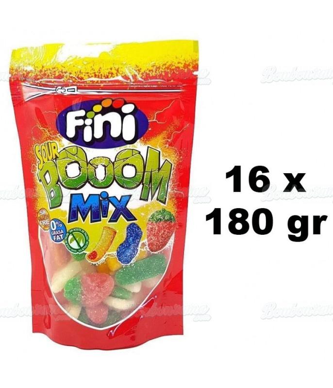 Sachet Fini Sour Boom Mix 180 gr x 16