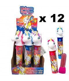 Licorne Flash Pop x 12 pcs