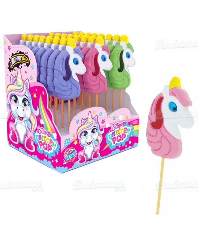 Unicorn Lollipop x 24