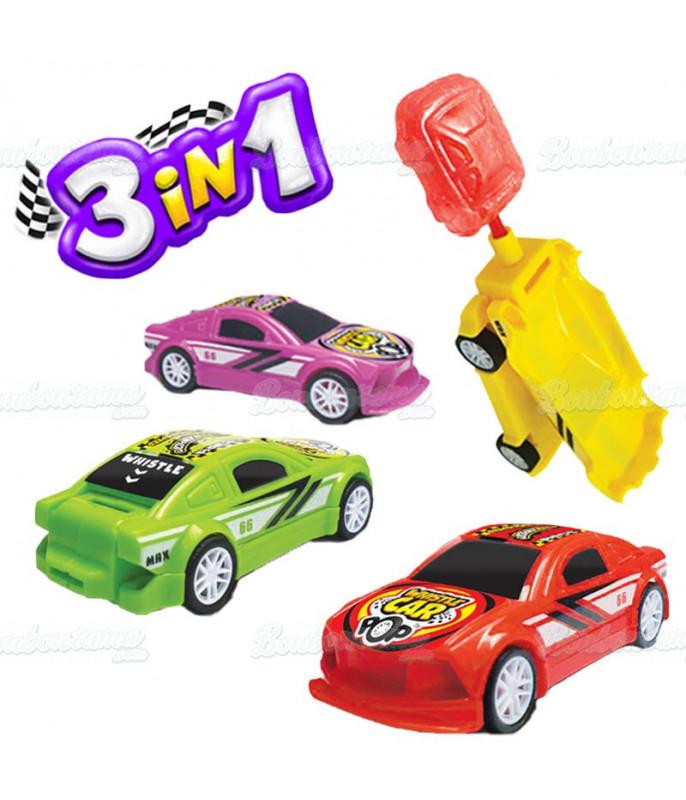Car Whistle Candy x 125 pcs