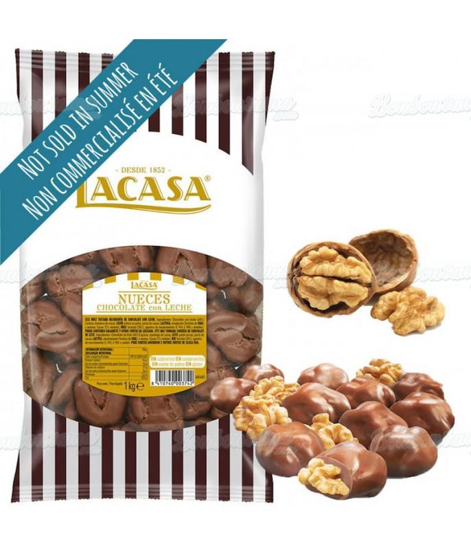 Noix Chocolat Lait 1kg Lacasa