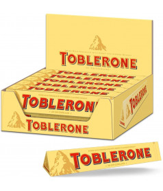 Toblerone Lait 24 x 50 gr