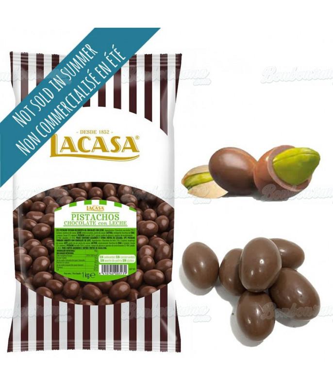 Lacasa Bille de chocolat 1kg vrac