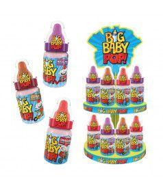 Colis Big Baby Pop x 40 pcs Carousel