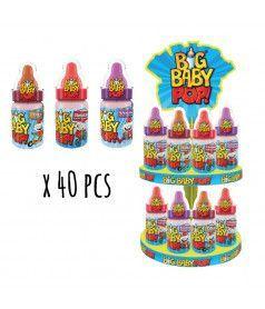 Colis Big Baby Pop x 36 pcs