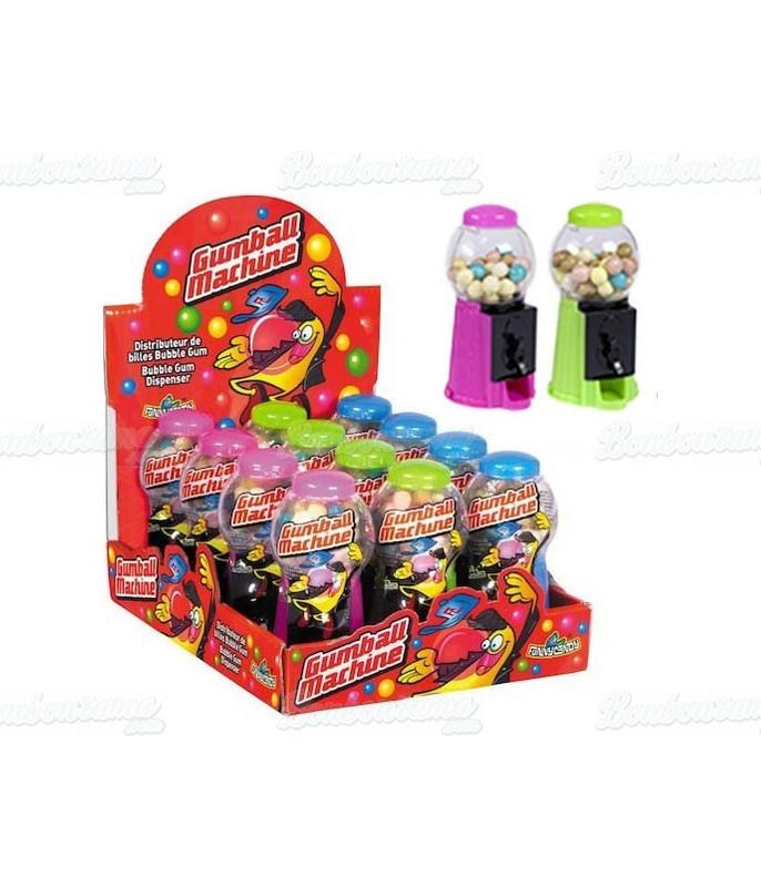 Mini Gumball Machine x 12 pcs