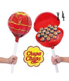 Chupa Chups Giant x 4