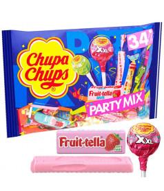 Chupa Chups Party Mix 400 g x 20 Sachets