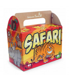 Boîte Surprise Safari x 50