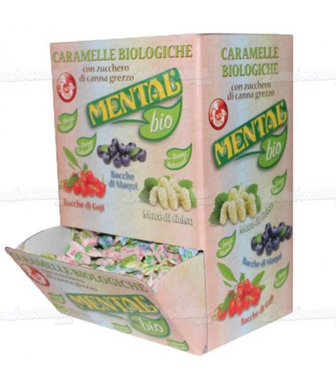 Bonbon Bio Goji, Maqui & Mûres 1.5 kg